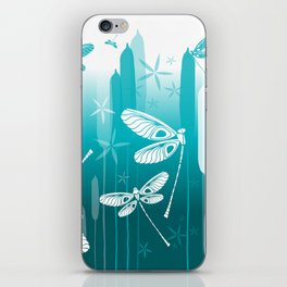 CN DRAGONFLY 1014 iPhone Skin