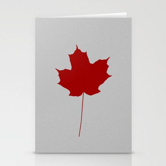 Leaf de jour Stationery Cards