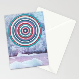 Warm Ice Stationery Cards