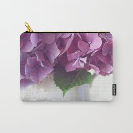 Daydreams in Hydrangea Carry-All Pouch