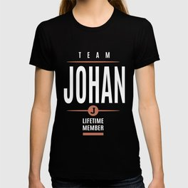 Johan Lifetime Member T-shirt
