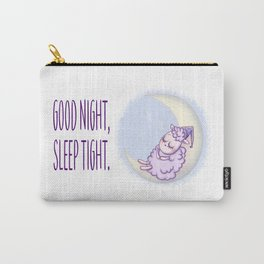 Goodnight, Sleep Tight. Carry-All Pouch