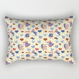 CRAZY LOVE Rectangular Pillow