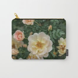 Cluster of Roses Carry-All Pouch