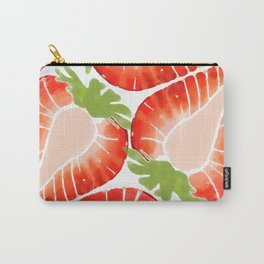 Strawberry Secret Carry-All Pouch