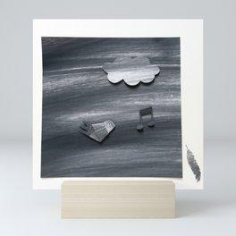 Sad Song Mini Art Print