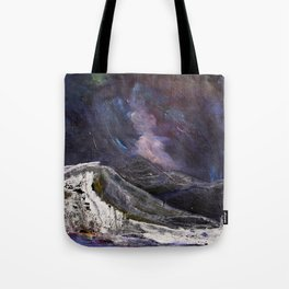 Northern Mountain Tote Bag