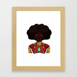 Riri Williams Framed Art Print