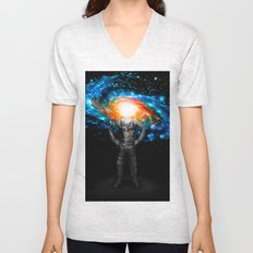 Mr. Galaxy Unisex V-Neck