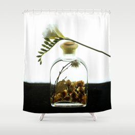 Delicate Bloom Shower Curtain