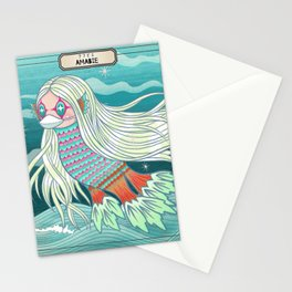 Amabie 2020 Healing Spirit Stationery Cards