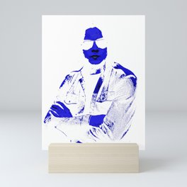 Jack White Mini Art Print
