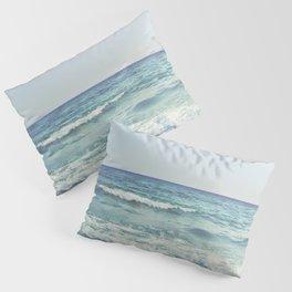 Ocean Crashing Waves Pillow Sham