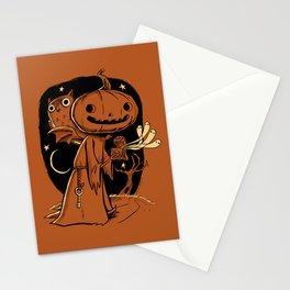 Hallowe'en Box Stationery Cards