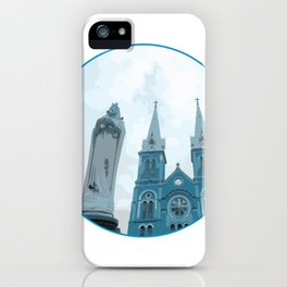 Vietnam Notre Dame Cathedral Ho Chi Minh City iPhone Case