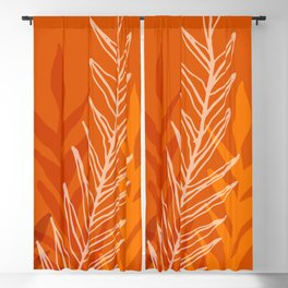 Late Summer Meadow Blackout Curtain