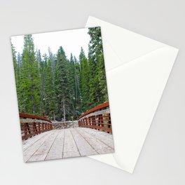 Crossing Bridge Stationery Cards