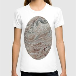 Arabescato-Orobico Fine Marble T-shirt