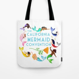 MermaidCircleCMC Tote Bag