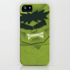 Paper Heroes - Hulk Slim Case iPhone (5, 5s)