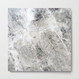 Slate & Stone Metal Print