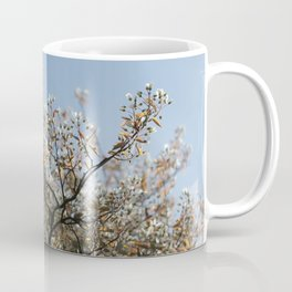 I see you in the sunshine - I know you're not gone Coffee Mug
