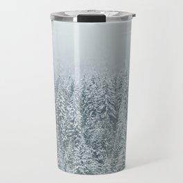 White Forest Travel Mug