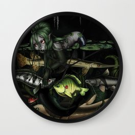 Old Wives Tale Wall Clock