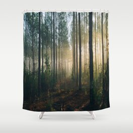 Landscape Photography Shower Curtain