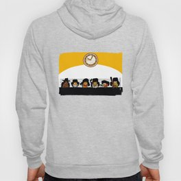UNUSUAL SUSPECTS : Hill Valley Hoody