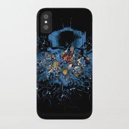 NEREYD 303 iPhone Case