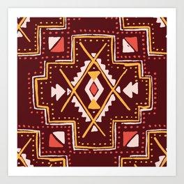 Chitembo Art Print