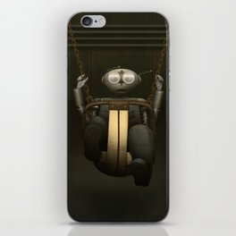 I love Swinging iPhone Skin