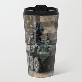 Stryker Armored Vehicle Travel Mug