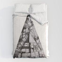 New Slaves (no font) Comforters