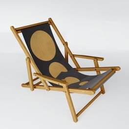 Rise of the golden moon Sling Chair