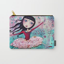 Free Dancer Carry-All Pouch