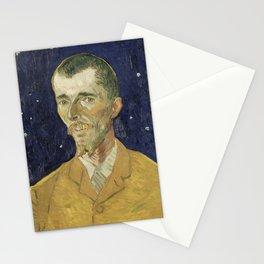 Eugene Boch by Vincent van Gogh Stationery Cards