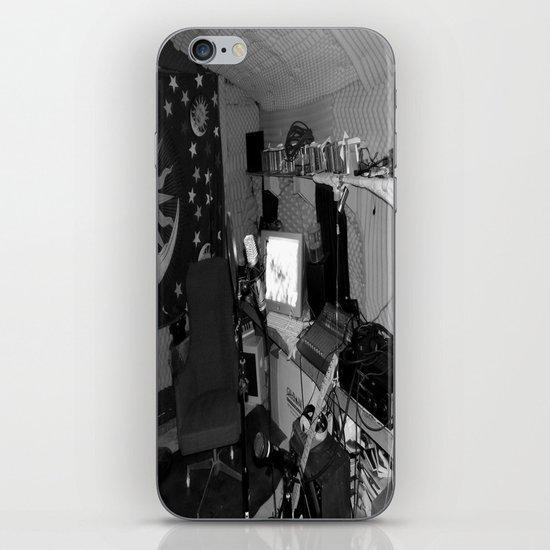 The Shack iPhone & iPod Skin
