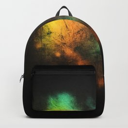 Colorful nebulosa Backpack