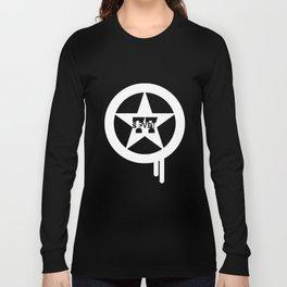 Seven77 dripping star Long Sleeve T-shirt