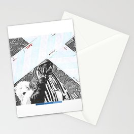 Luv Is Rage 2 Album Stationery Cards