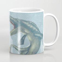 prehistoric ocean Coffee Mug