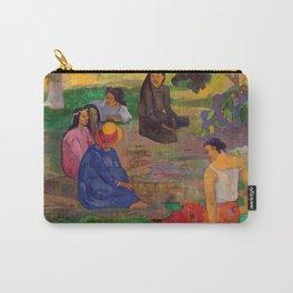 "Paul Gauguin ""Conversation"" Carry-All Pouch"