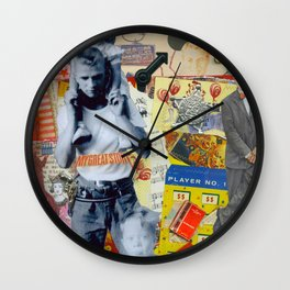 My Great Story My Big Brother Wall Clock