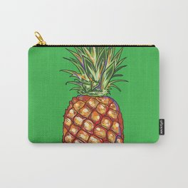 Pineapple, tropical, Hawaii Carry-All Pouch