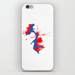 Soccer & Basketball iPhone Skin