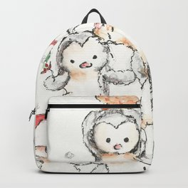 Oh Penguin Tree Backpack