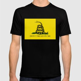 "Gadsden ""Don't Tread On Me"" Flag, High Quality image T-shirt"