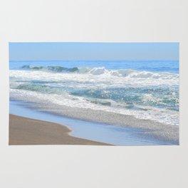Baby Blue Ocean Rug